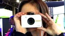 動画:Polaroid Snapを試す。「ZINKプリンタ+コンデジ」は昔懐かしいポラロイドでした。:小寺レポート