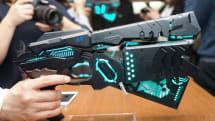 速報:アニメPSYCHO-PASSの特殊拳銃ドミネーター、Cerevoが2月18日予約開始。7万9800円 (動画追加)