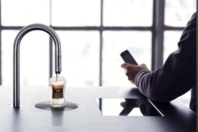 Scanomat TopBrewer brings iPhone control, elegant design to single-cup coffee makers (video)
