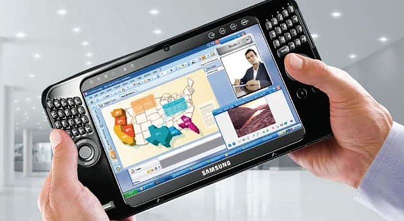 Samsung confirms slate PC in the works