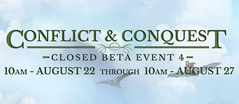 Hey look, it's another ArcheAge closed beta event