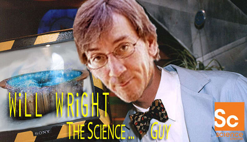 Will Wright to produce Science Channel programming
