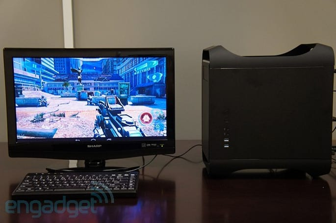 iConsole.tv gaming PC to support SteamOS through its Android shell