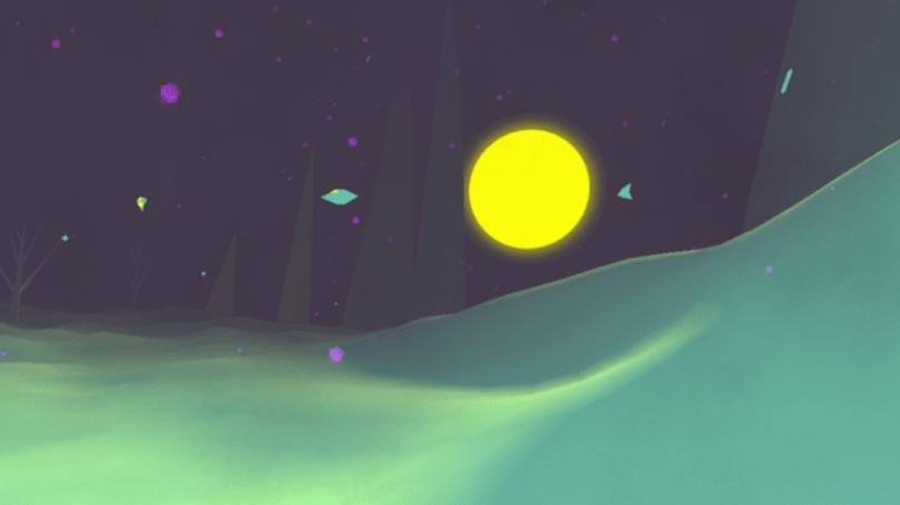 Radiohead's PolyFauna app will make you feel like a subterranean homesick alien