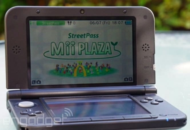 Nintendo put limits on 3DS StreetPass sharing so it can add features later