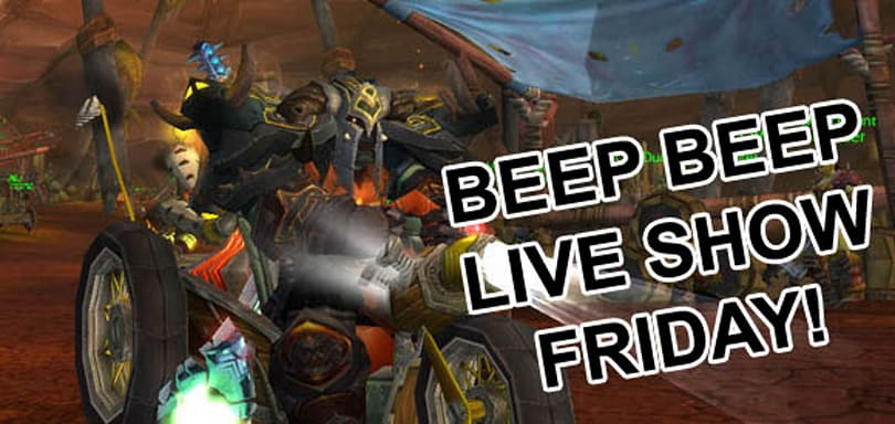 The Queue: Live show Friday!