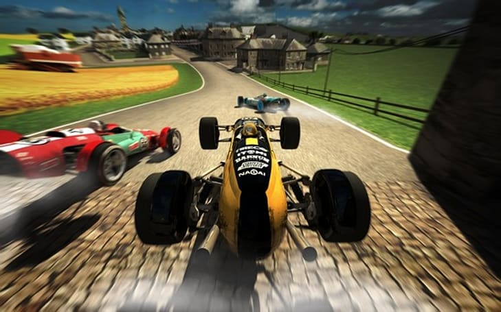 """1960's Formula One MMO """"Victory: The Age of Racing"""" to debut at E3"""