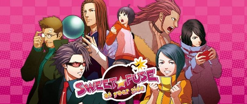 Sweet Fuse, a dating game starring Keiji Inafune's niece, out August 27
