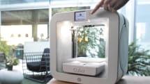 3D Systems から2色対応で1000ドル以下の3DプリンタCube 3、3色対応CubePro