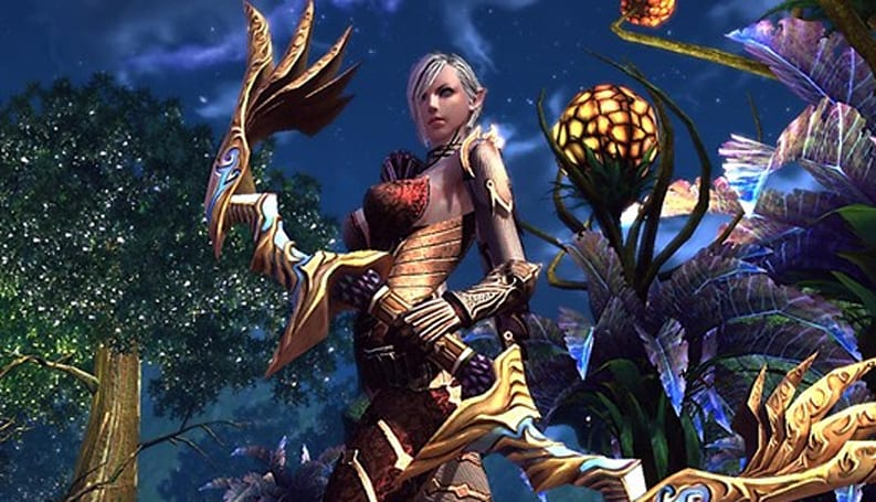 TERA European community test kicks off, political system detailed