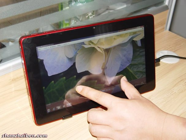 HP Slate lookalike spotted in China, might beat the real thing to the market