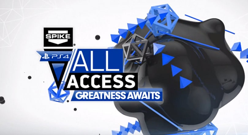 Sony, Spike TV 'PS4 All Access' event promises 'exclusive world premieres' [update]