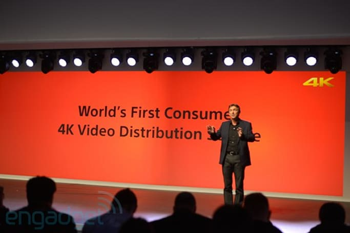 Sony to launch 4K digital distribution network this summer, 'mastered in 4K' Blu-ray discs
