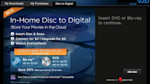 Vudu disc-to-digital home Ultraviolet conversion software enters public beta, comes to Mac