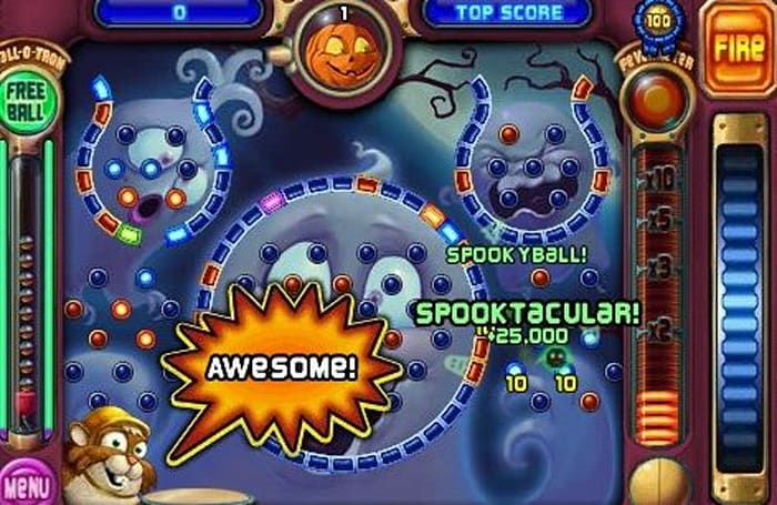 Peggle now available for iPhone