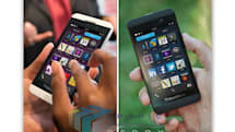 Leaked images may show black & white Blackberry Z10s, BBM Video and more (updated)