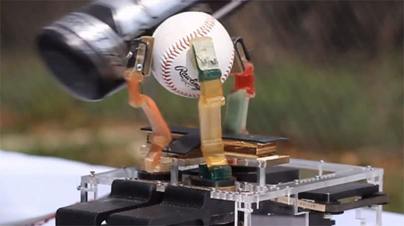 iRobot's DARPA-funded mechanical hand can take a beating, lift 50 pounds