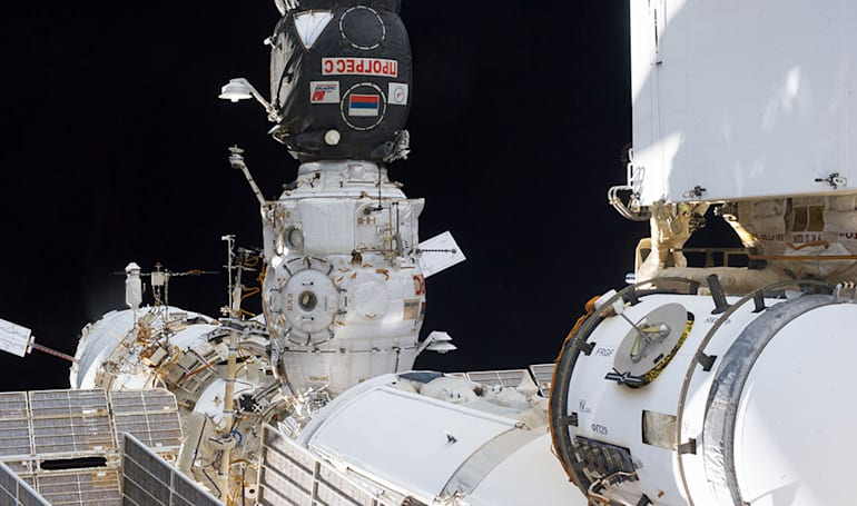 Russia's next space station trip will take days, not hours