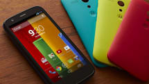 モトローラ Moto G 発売。SIMロックなし179ドルからの Android 4.3 スマートフォン