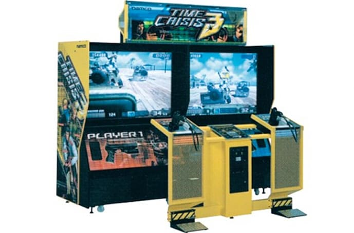 Mass. removes violent games from turnpike rest stops