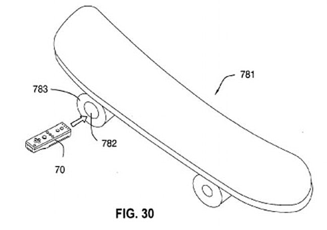 Wiimote peripheral patent diagrams are hilarious, unsettling