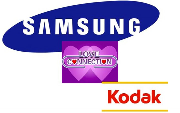 Samsung and Kodak put an end to patent squabbles