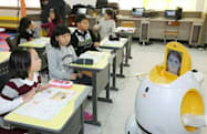 EngKey telepresence robot teaches English to Koreans by way of the Philippines