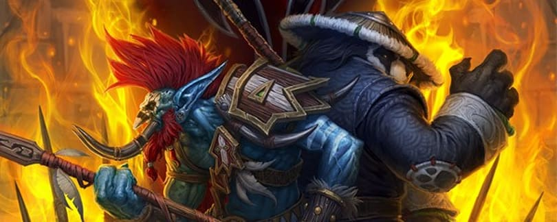 Vol'jin: Shadows of the Horde release date announced