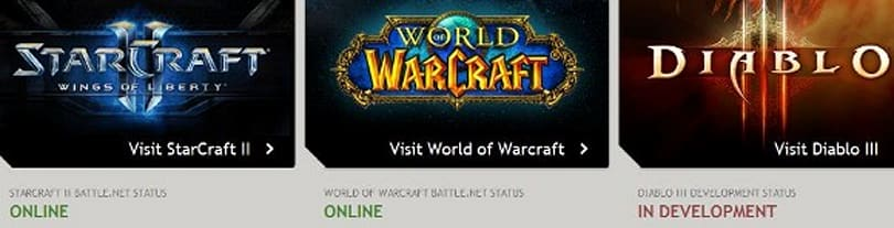 New Battle.net site is live