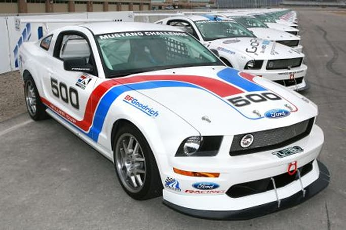 Ford Racing Mustang Challenge coming to Discovery HD Theater