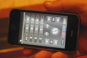 VIZIO iPhone App