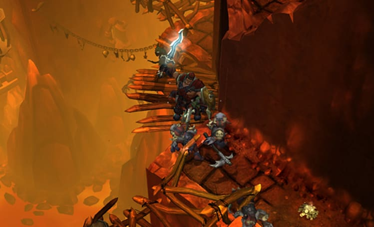 Founders leave Torchlight developer Runic