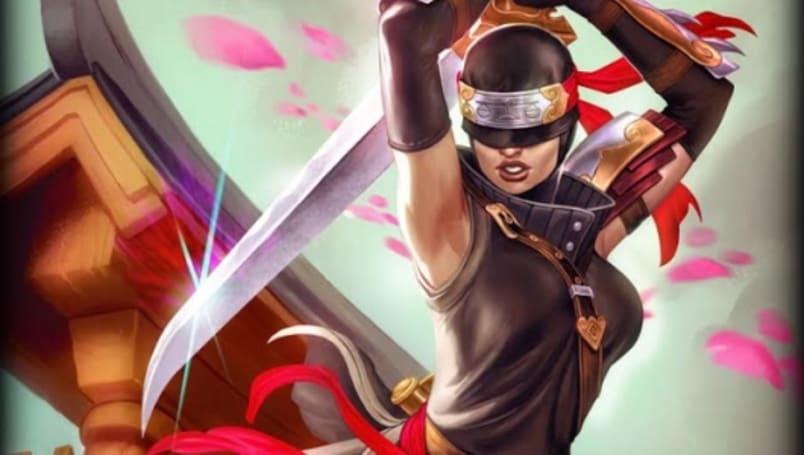 SMITE to offer new Nemesis ninja skin