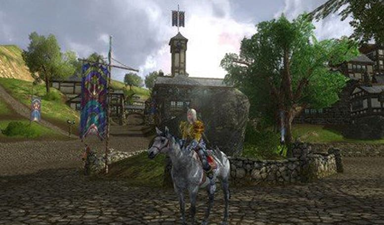 "Turbine: Horsemanship to become ""important"" when LotRO reaches Rohan"