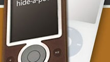 Brown Zune finds meaning in Hide-a-Pod