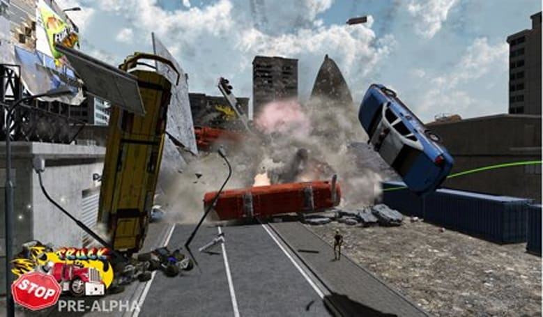 Truck Stop brings destructive mayhem to Mac