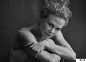 A-List Stars Strip Down And Go Makeup Free For Pirelli Calendar