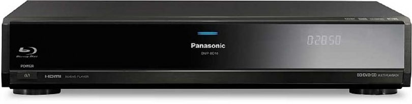 Panasonic upgrades the DMP-BD10 firmware - Audiophiles rejoice