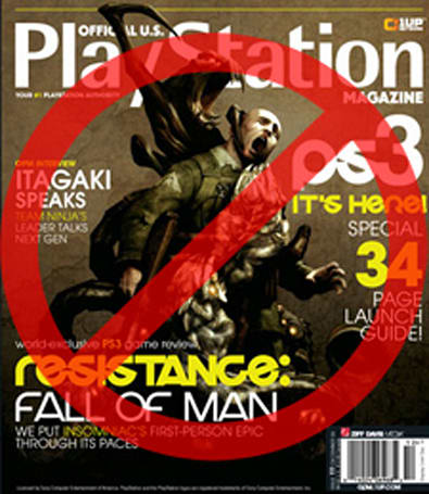 Official PlayStation Mag dead, demo disc the killer?