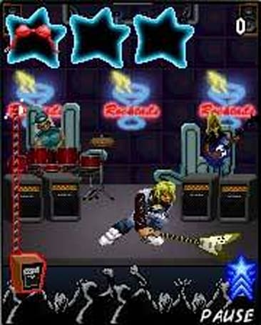 Guitar Hero III: Backstage Pass simulates the crushing pain of having your demo tape rejected