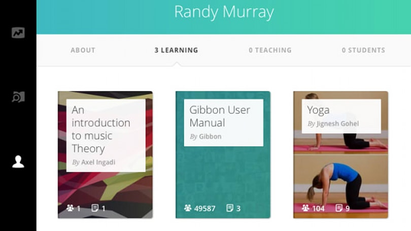 Schedule your education and learning with Gibbon
