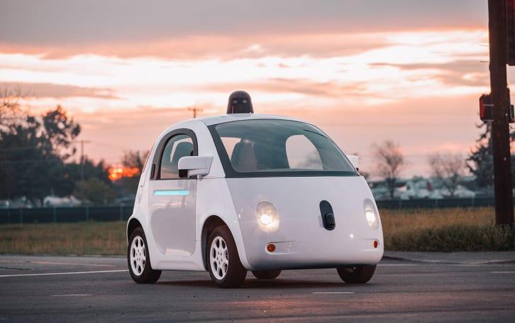 Google's self-driving simulator helps it refine its cars