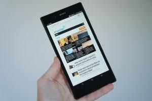 Sony Xperia Z Ultra Review