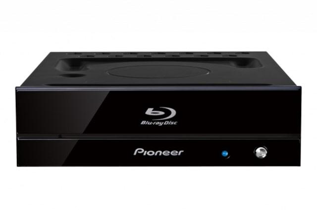 パイオニア、世界初の内蔵型UHD BD対応ドライブ「BDR-S11J」シリーズ発表。CDの高音質再生機能も充実