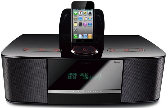 Edifier releases the Esiena and Bric Bluetooth speakers for iOS devices