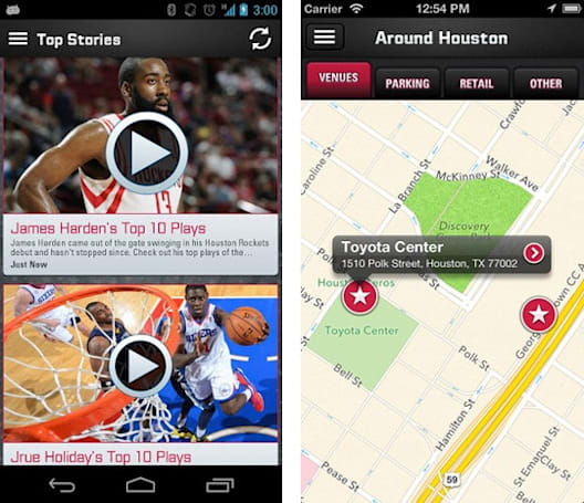 NBA offers its first free event app to track the All-Star Game through Android, iOS