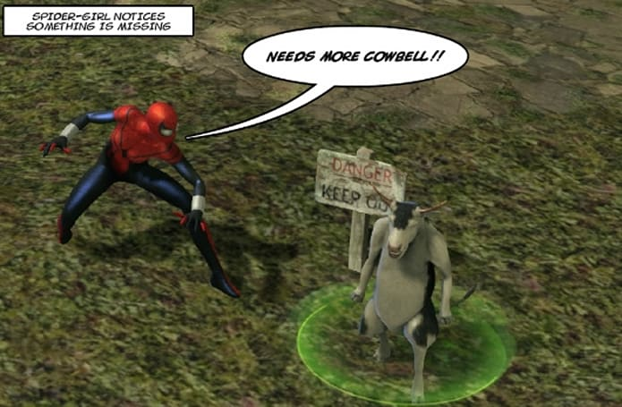 Marvel Heroes hands out free cows and plans team-up revamp