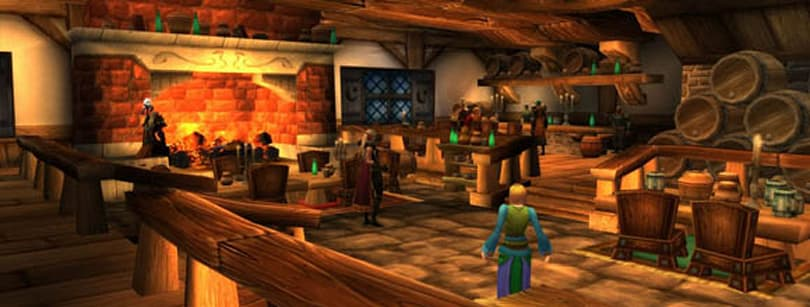 Blizzard to patrol Moon Guard's Goldshire for harassment, erotic role playing