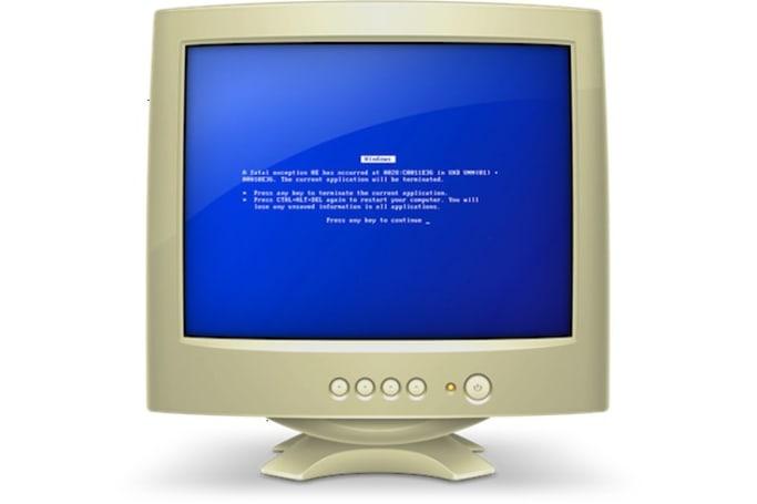 Steve Ballmer wrote Windows' first Ctrl-Alt-Delete message (updated)