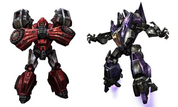 Two more Transformers join the War for Cybertron